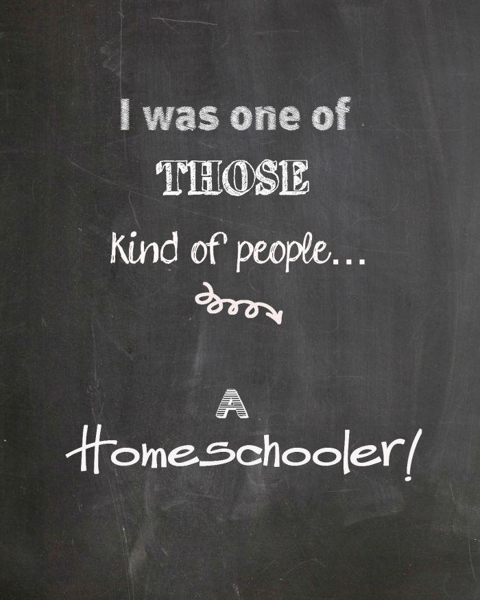 Homeschooler