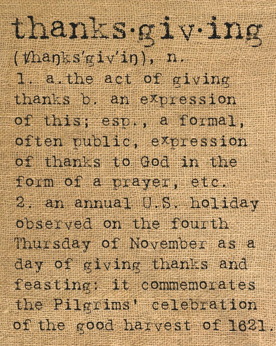thanksgiving_definition