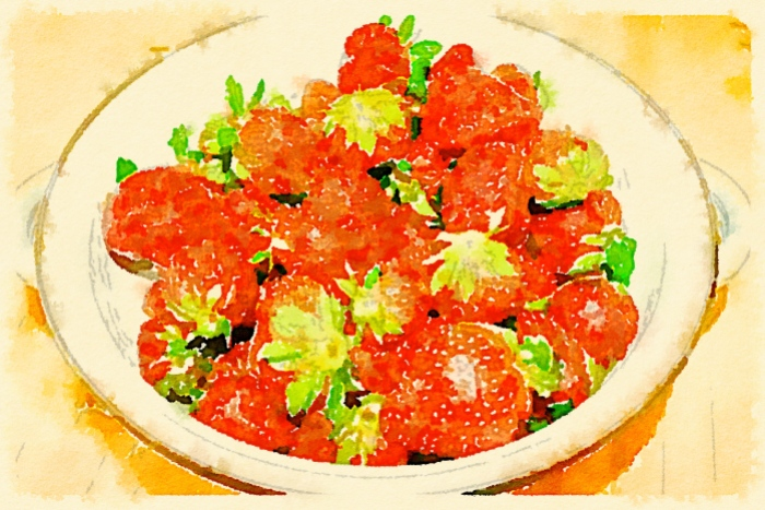 Waterlogue-berries
