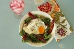 Fried Egg Salad