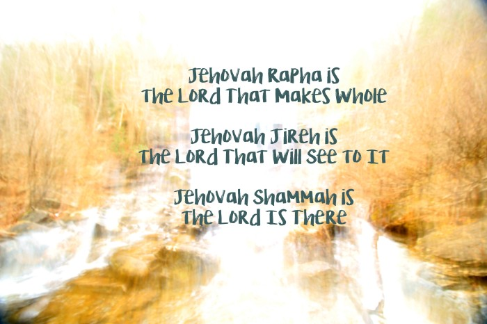 jehovah