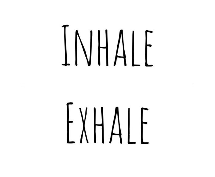 inhaleexhale